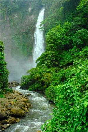 Mindanao, Filipina: Lake Sebu, Seven Falls Nr. 2