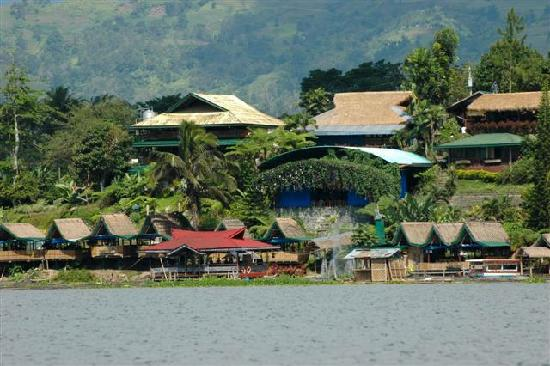 Mindanao, Filipinas: Lake Sebu, Punta Isla Resort