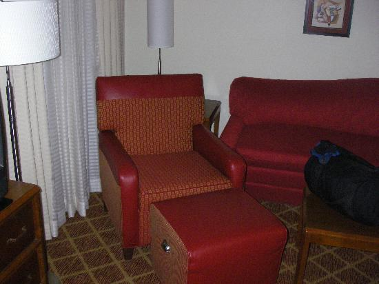 Residence Inn Rocky Mount: Easy Chair