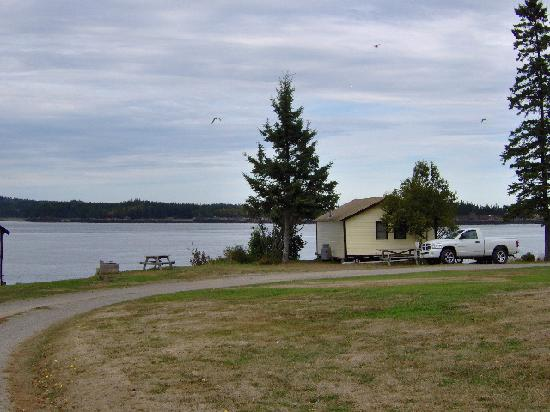 Eastport, ME: One of the cabins.