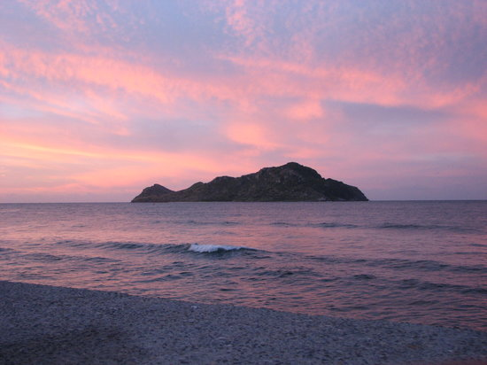 Mazatlan, Mexico: The sun also rises