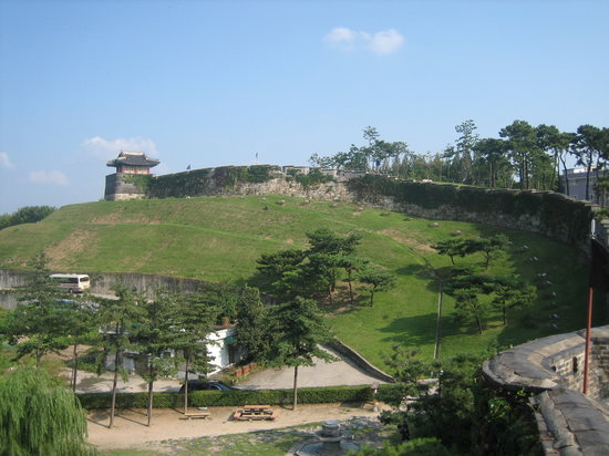 Suwon attractions