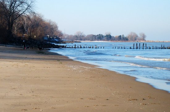 Evanston, IL: Grosse Point Beach