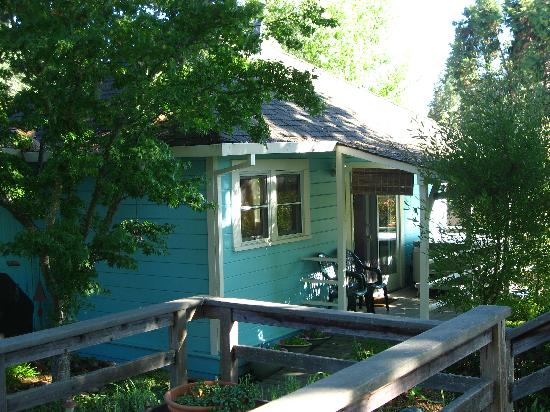 Case Ranch Inn: The cottage