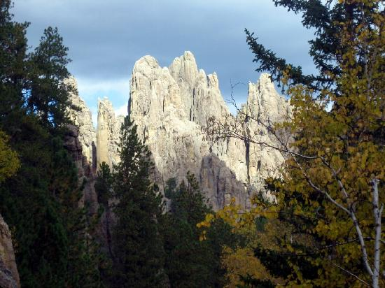 Needles Highway: Alpine View