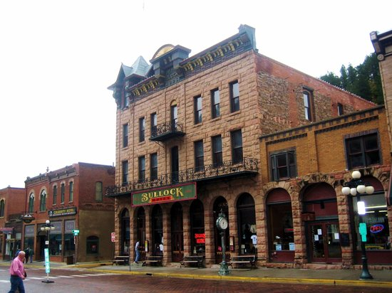 Deadwood, SD: Bullock Hotel