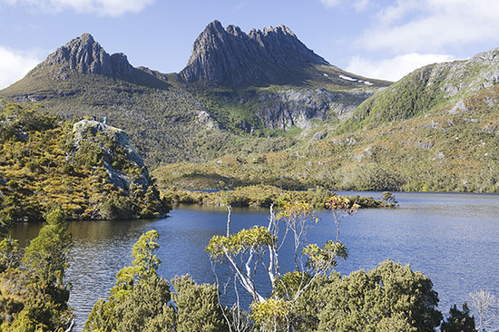 Cradle Mountain-Lake St. Clair National Park, Australia: cradle mountain ,very near to lodge