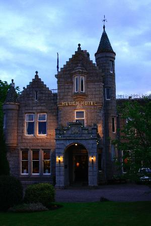 Stonehaven, UK: Heugh Hotel