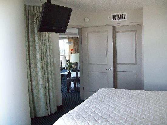 Bedroom Picture Of Oceans One Resort Myrtle Beach TripAdvisor