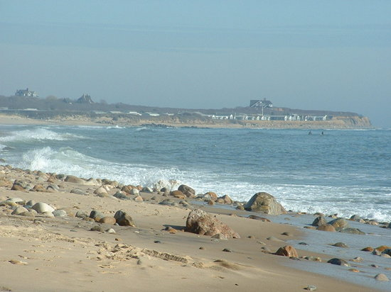 Montauk Beach in December