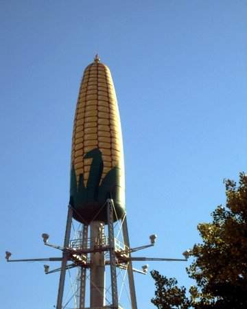 Rochester, MN : Corny Water Tower