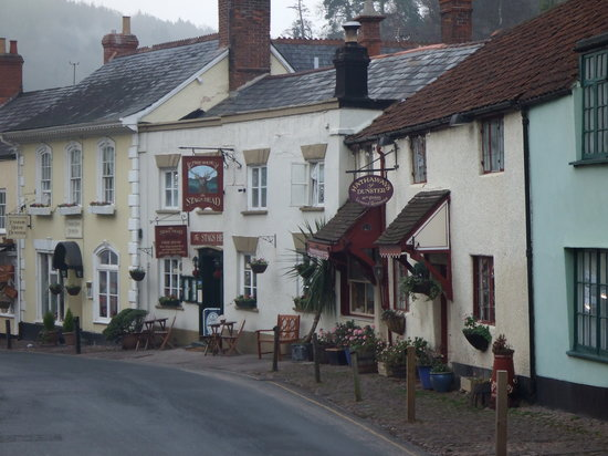 Dunster, UK: Stags Head Inn