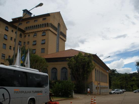 Ouro Minas Grande Hotel and Spa: the hotel