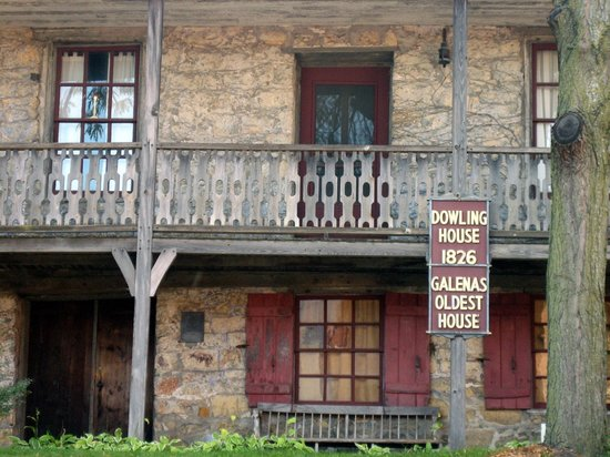 Galena, IL: Dowling House