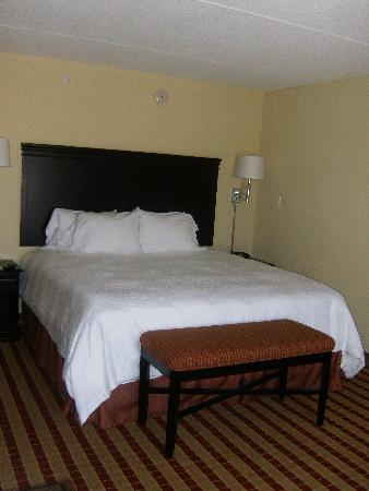 Hampton Inn Jacksonville-I-295 East/Baymeadows: Hotel Room 403