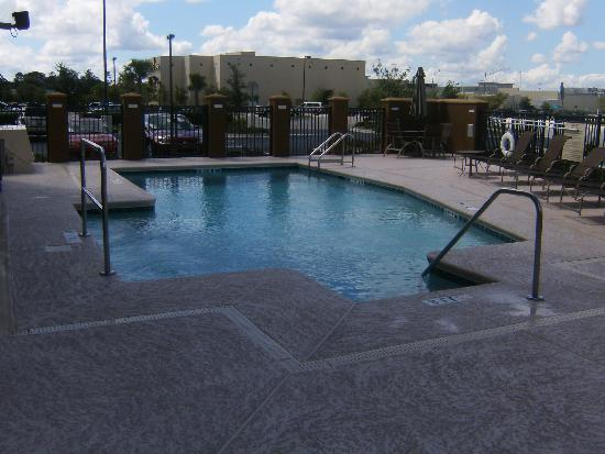 Hampton Inn Jacksonville-I-295 East/Baymeadows: Pool