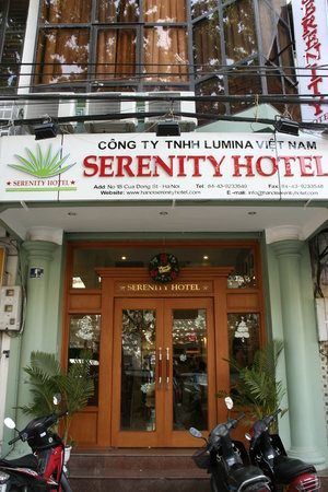 Hanoi Serenity Hotel: Serenity Hotel