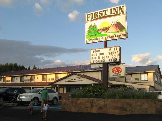 First Inn of Pagosa: hotel