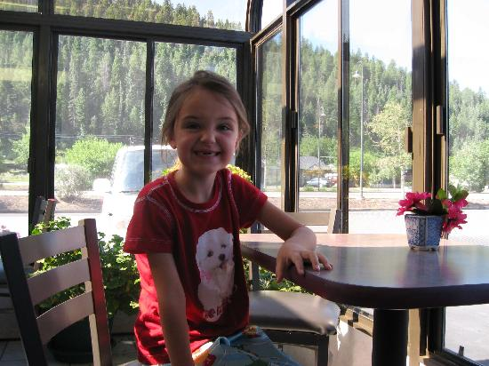 First Inn of Pagosa: Breakfast