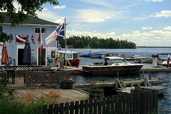 Bed And Breakfast Rockport Ontario