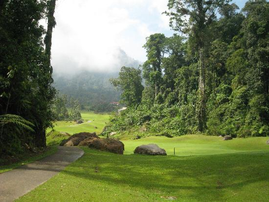 Borneo Highlands Resort: Golf & Jungle Club