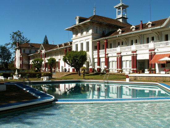 Photo of Hotel des Thermes Antsirabe