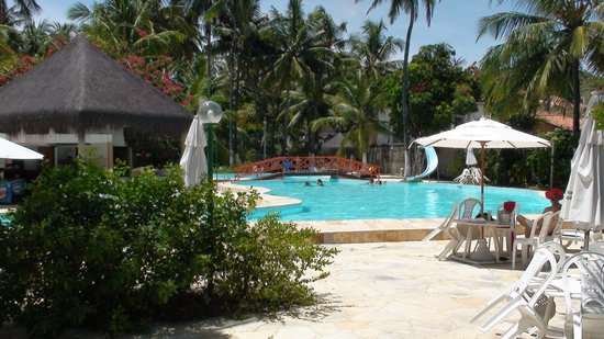 Hotel Matsubara Maceio: large pool