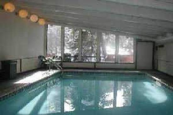 Key to the Rockies: Enjoy the indoor pool year round