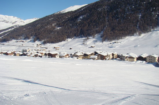 Livigno, Italia: 2008