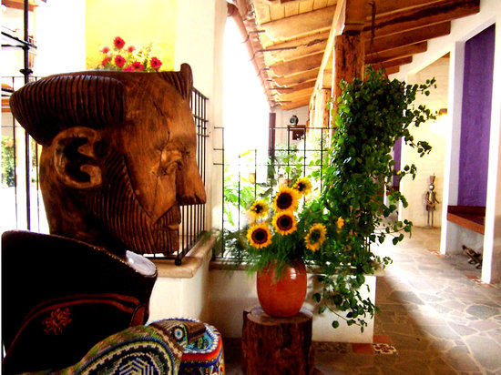 alojamientos bed and breakfasts en Tapalpa
