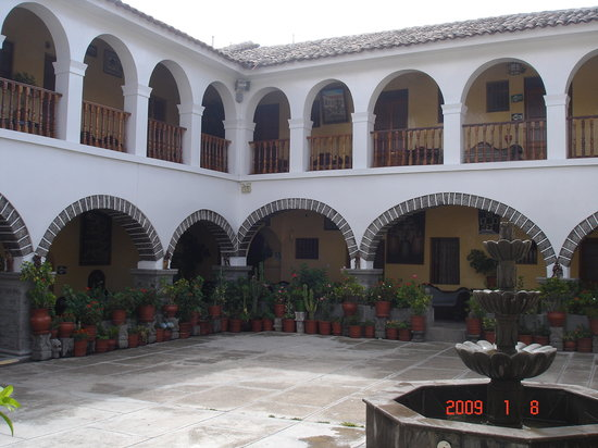 Hotel Santa Rosa
