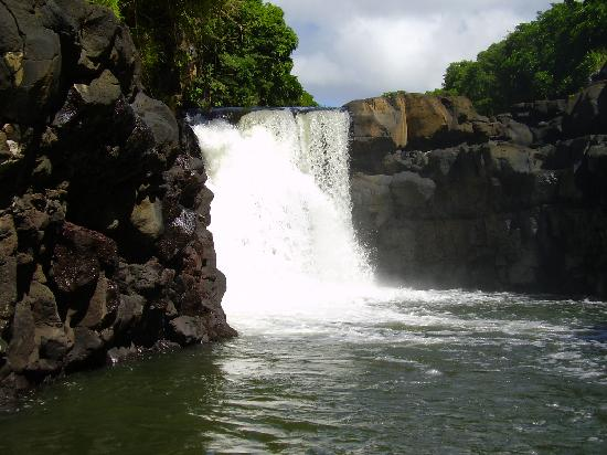 Veraclub Le Grande Sable : cascate di chamarel 