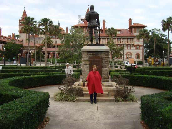 Hampton Inn St. Augustine-Historic District: Historic district of St. Augustine