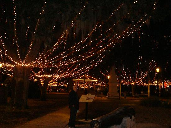 Hampton Inn St. Augustine-Historic District: Holiday season