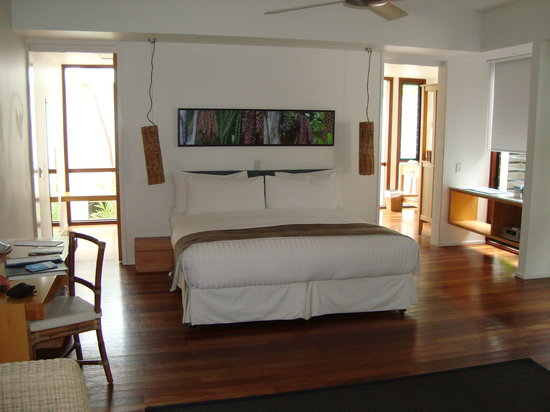 Lizard Island Resort: Our Room