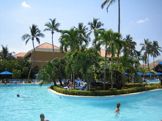 Dreams Palm Beach Punta Cana: hotel