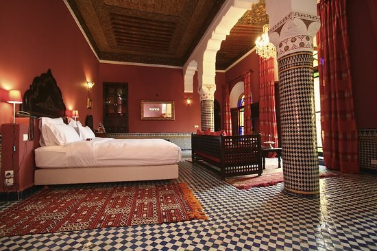 Riad Le Calife: La chambre Diamant