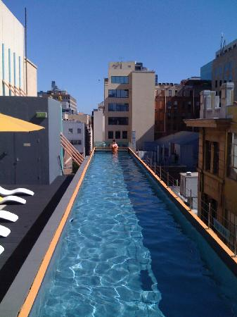 Adelphi Hotel: The Pool