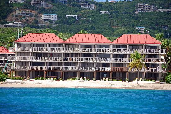 Sapphire Beach East End St Thomas Usvi Picture Of