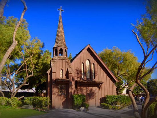 Little Church Of The West Las Vegas Nv Hours Address