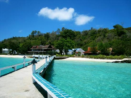 Honeymoon Private Island Resort Phuket