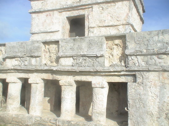 , : Tulum Ruins