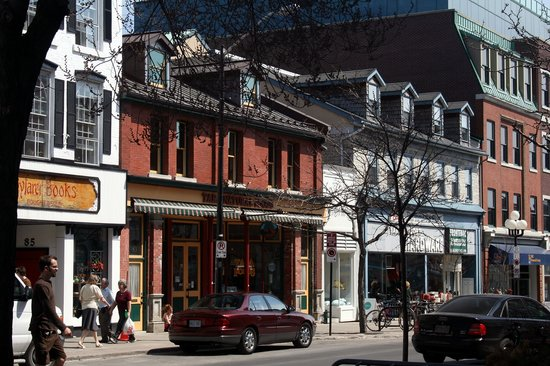 Кингстон, Канада: Shops in Kingston