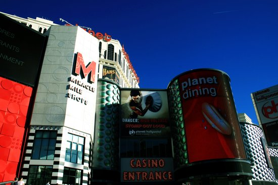 Miracle Mile Shops at Planet Hollywood