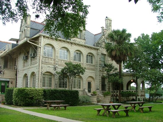 Terrell Castle Bed Breakfast Inn San Antonio