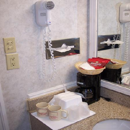 Red Carpet Inn: amenities