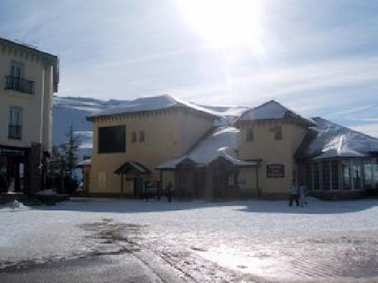 Sierra Nevada, Espagne : Hotel Ziryab 