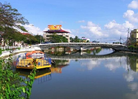 Roxas City, : bridge, spanish era