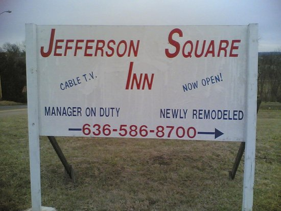 Jefferson Square Lodge: Nice NEWLY REMODLED