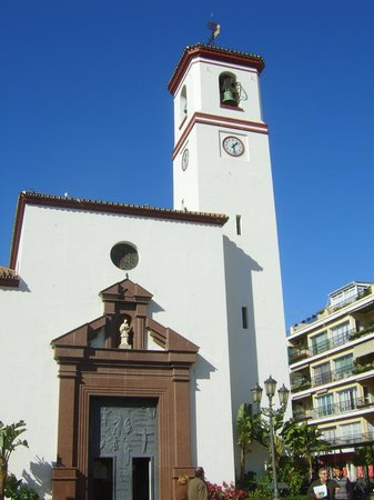 Fuengirola, Spain: the town centre